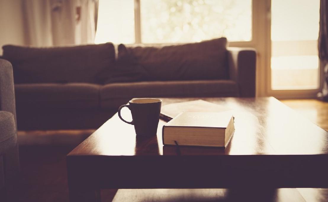 Leben ohne Sofa und Bett